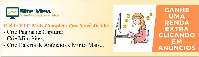 Cabeçalho - Clique em anúncios e ganhe dinheiro - Crie página de captura, Mini Sites Galeria de Anúncios